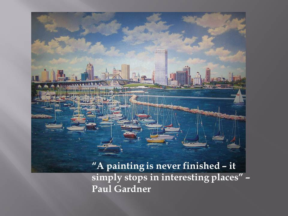Quotes - A Painting