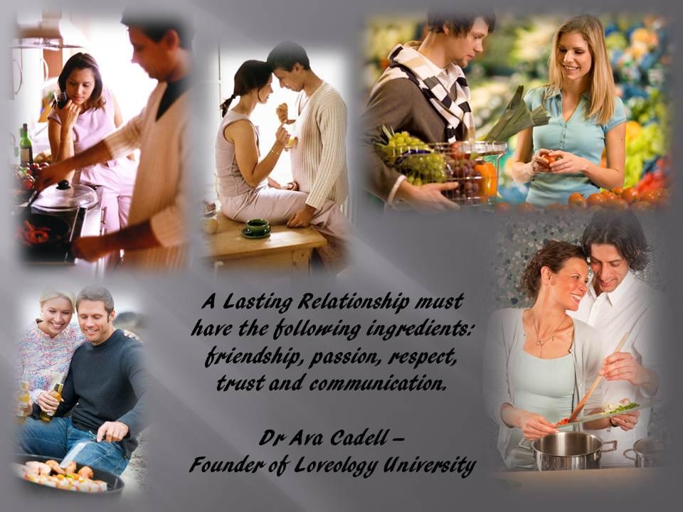 Ingredients of relationship2