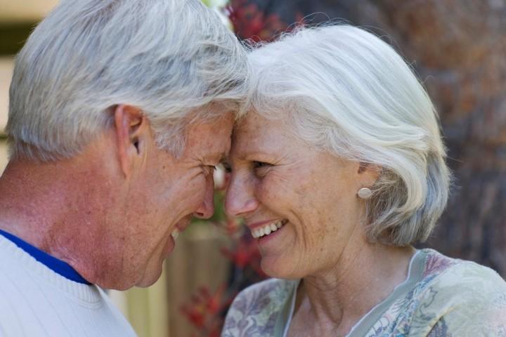 senior citizen maintain sex life
