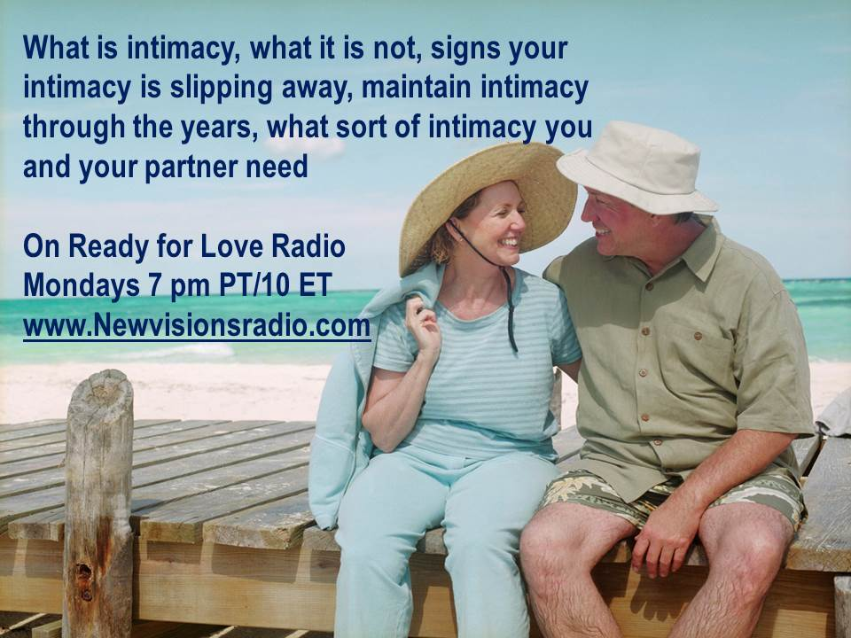 Understand Maintain Intimacy