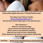 Sexless Marriage and Increasing Intimacy in Marriage with Liam Naden