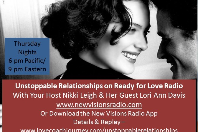 Unstoppable relationships - increase passion - reignite spark