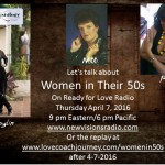 Exploring Women in their 50s on Ready for Love Radio