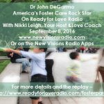 Foster Parents and Foster Children on Ready for Love Radio