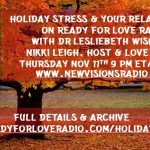 Holiday Stress in Relationships with Dr LeslieBeth Wish