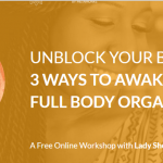 Free Webinar – Unlock Your Bliss with Lady Shepsa