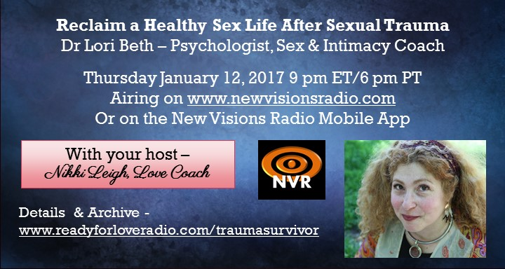 Healthy Sex Life After Sexual Trauma