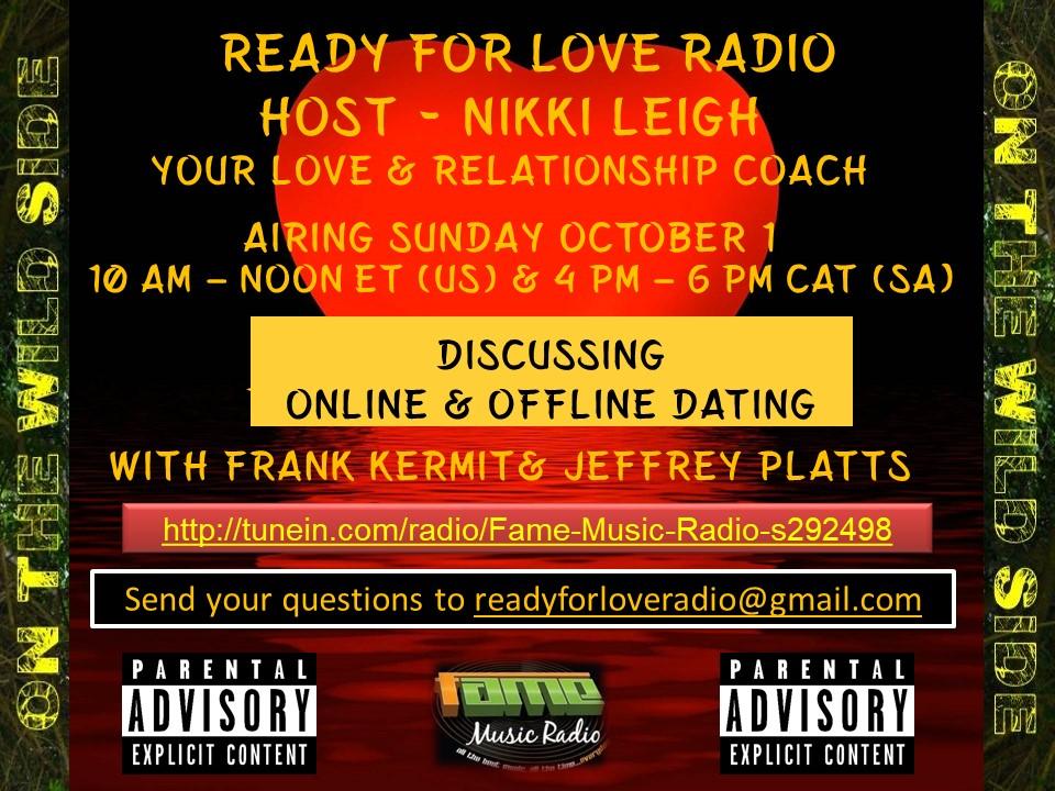 Online to offline dating we