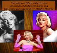 50 Cents for Your Soul – Marilyn Monroe Quote