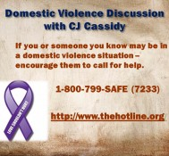 What Should You Do About a Domestic Violence Situation